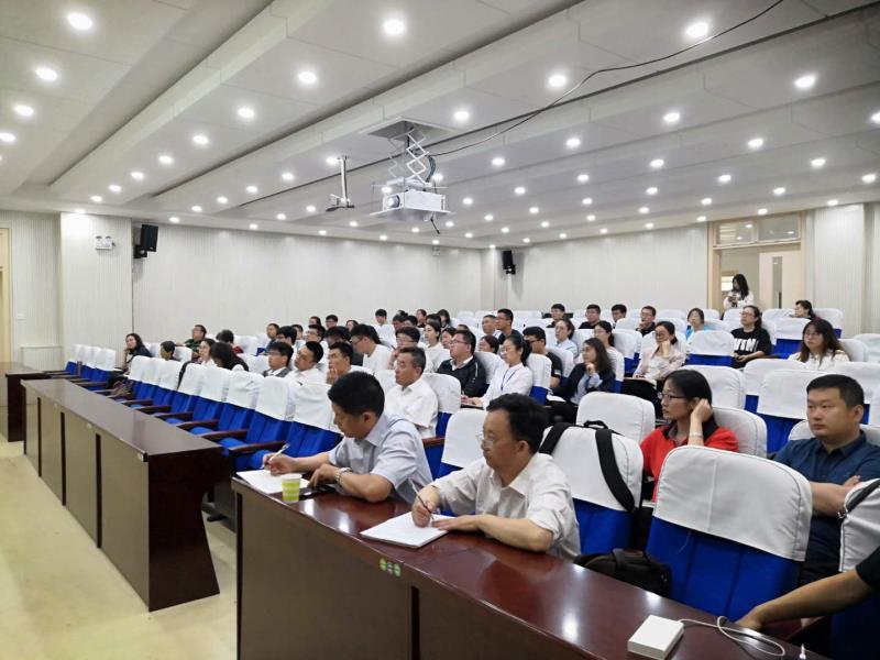 2019raybet官方网站下载雷竞技官网网址类法规培训在山东药品食品职业学院举办